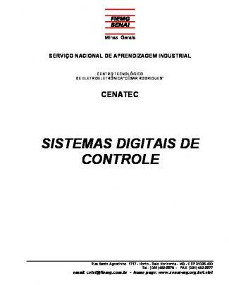 Sistemas Digitais De Controle - Sdcd