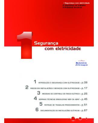 Livro - Manual Nr-10 Seguranca Com Eletricidade