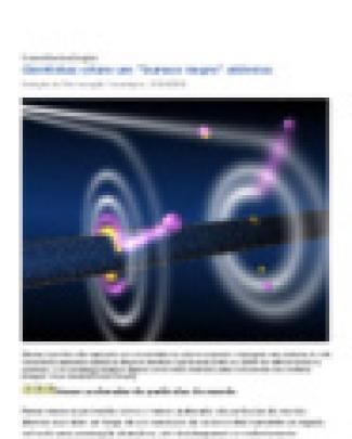 Cientistas Criam Um Buraco Negro Atômico