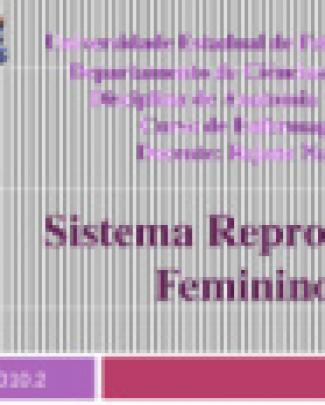 Sistema Reprodutor Feminino - Final