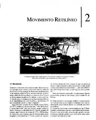 Fundamentos De Física: Mecânica Vol. 1